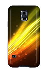 Fashionable XfntUUv2456eNzrm Galaxy S5 Case Cover For Line Curve Abstract Protective Case