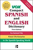 img - for Vox Compact Spanish and English Dictionary, 3rd Edition book / textbook / text book