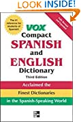 #5: Vox Compact Spanish and English Dictionary, 3rd Edition