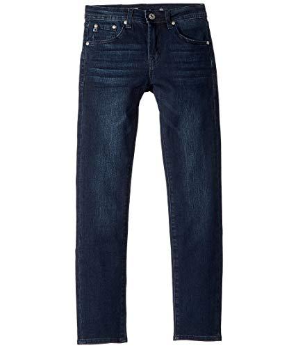 AG Adriano Goldschmied Kids Boy's Slim Skinny Jeans in Dark Indigo Sand (Big Kids) Dark Indigo Sand ()
