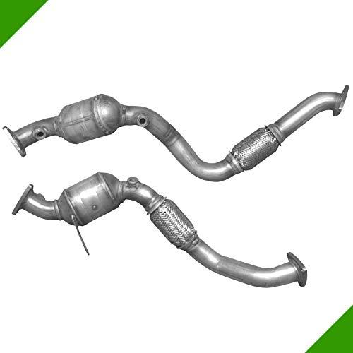Catalytic converter cat pipe exhaust.:
