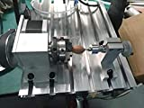 CNC Milling Machine Rotational Axis CNC Router