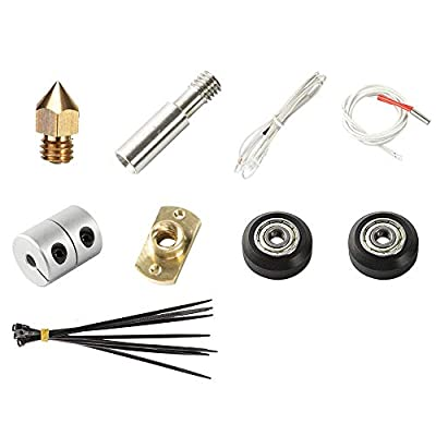 Creality 3D Ender 3 Replacement Parts and Accesories Pack 3D Printer Spare Parts