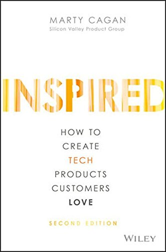 INSPIRED: How to Create Tech Products Customers Love cover