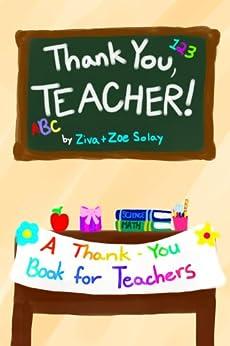 Thank You, Teacher!: A Thank You Gift Book for Teachers
