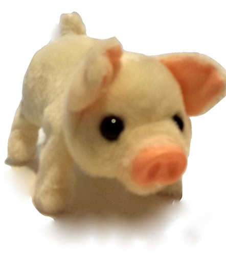 (Walking Pet Pig | Wiggling, Snorting, Oinking | Battery Operated | Electronic Piggy.)