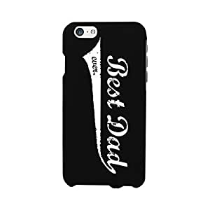 Best Dad Ever Swash Style Phone Case for iPhone 4, iPhone 5, iPhone 5C, iPhone 6, iPhone 6 plus, Galaxy S3, Galaxy S4, Galaxy S5, HTC One M8, LG G3 - Father's Day Gift