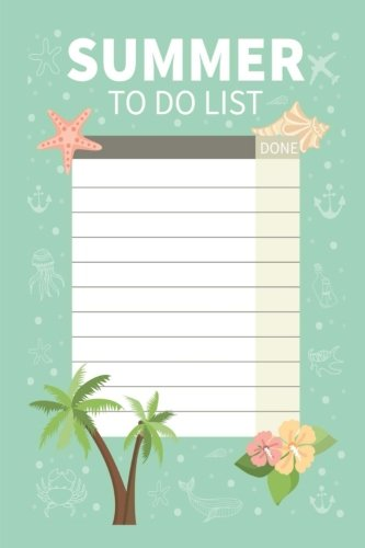 Summer To Do List: Summer To Do List for Girls and Boys: Summer Bucket List for Kids, Teens Adults: Summer Daily Planner (Holiday Notebooks and - Summer List To Do