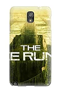 Excellent Galaxy Note 3 Case Tpu Cover Back Skin Protector The Maze Runner