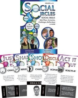 Youthlight Social Circles Social Skills Card Deck