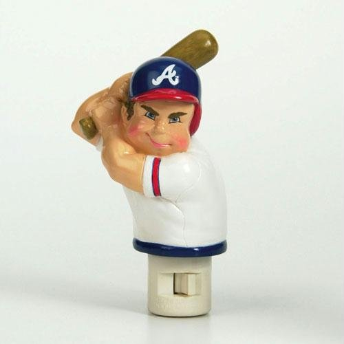 Atlanta Braves Lamp - 2