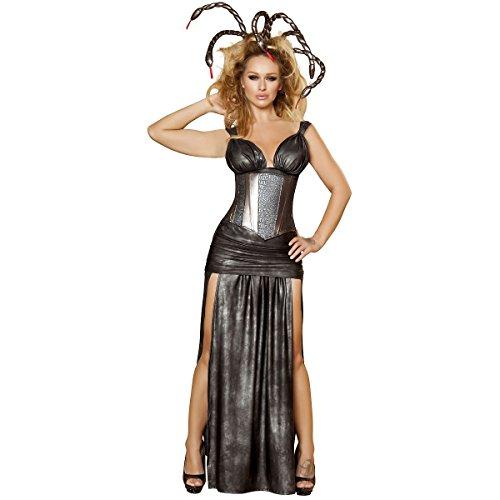 Roma Medusa Costume (Sexy Medusa Adult Costume - Medium)