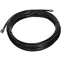CablesOnline 25ft RG8x Coax 50 OHM BNC Male/Male Antenna Cable (R-BX025)