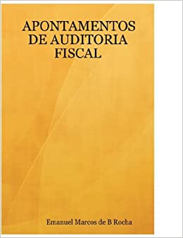 Book Apontamentos de Auditoria Fiscal (Italian Edition)