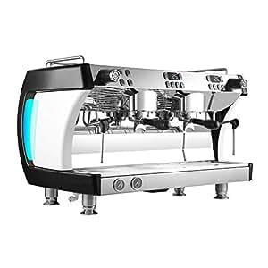 ZJINHUI Máquina de café exprés Máquina de café Máquina de café ...