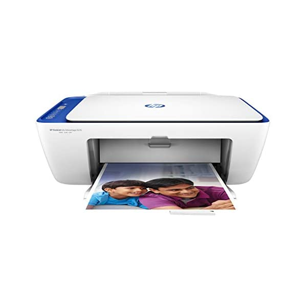 HP DeskJet 2676 All-in-One Ink Advantage Wireless Colour Printer 1