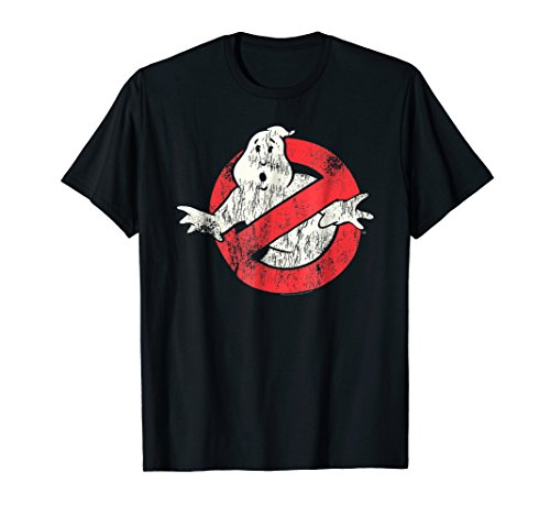 Ghostbusters Vintage Logo T-Shirt