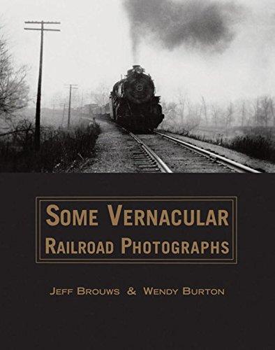 Pdf Transportation Some Vernacular Railroad Photographs