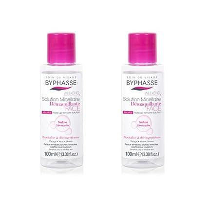 Byphasse – Solución micelar desmaquillante para pieles sensibles