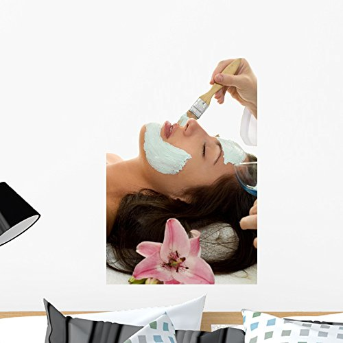 - Wallmonkeys Facial Treatment Wall Mural Peel and Stick Graphic (24 in H x 16 in W) WM227350