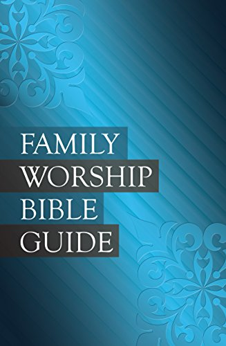 Family Worship Bible (Reformed Acts)