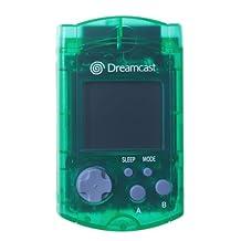 Dreamcast Virtual Memory Unit: Green