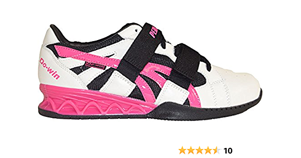 Weightlifting Shoes 11.5 M White-Pink