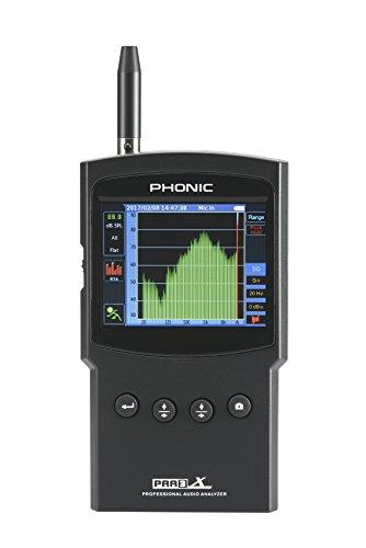 Phonic Audio Analyzer PAA3X ()