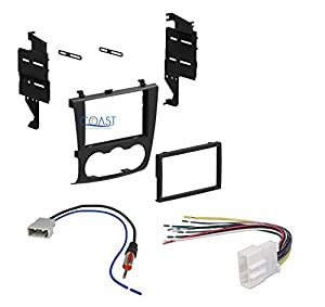 2007 nissan altima engine wiring harness 2007 amazon com nissan altima 2007 2011 double din aftermarket radio on 2007 nissan altima engine wiring