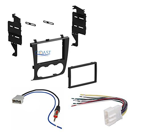 nissan-altima-2007-2011-double-din-aftermarket-radio-stereo-installation-dash-kit-wire-harness-and-a