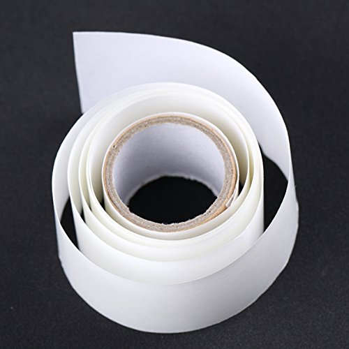 1 Set 3x100cm White Roll Fiberglass Nail Art Sticker Reinforce Strong Protector Water Transfer Nails Wrap Paint Tattoos Stamping Plates Templates Tools Tips Kits Dazzling Popular Tool Vinyl Decals Kit