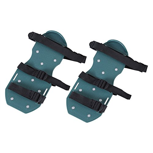 Yosooo Lawn Aerator Shoes, 1 Pair Heavy Duty Aerating Lawn Grass Spiked Shoes Sandals with 3 Adjustable Straps Garden Patio Yard Men Women by Yosooo (Image #8)