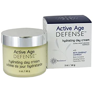 Earth Science, Active Age Defense, Hydrating Day Cream, 1.7 oz(pack of 4) Dr. Miracle Intensive Spot Serum 4 oz. (Pack of 6)
