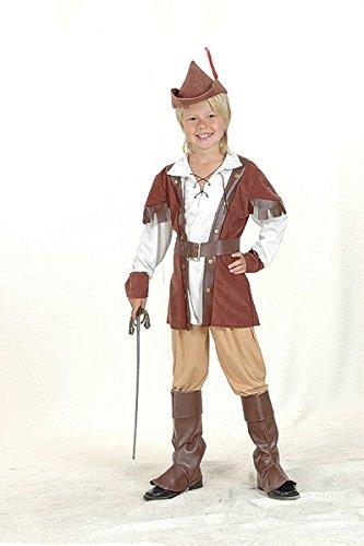 Small Boys Deluxe Robin Hood Costume (Robin Deluxe Costume)