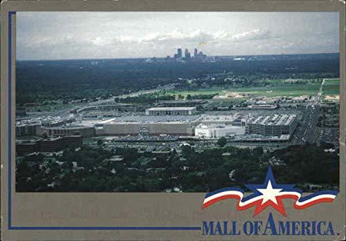 Mall of America Bloomington, Minnesota Original Vintage Postcard