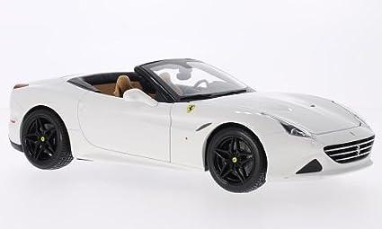 Amazon.com Ferrari California T, white, Model Car, Ready