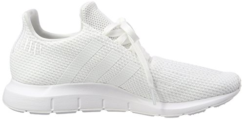 adidas Damen Swift Run W Laufschuhe Elfenbein (Ftwr White/ftwr White/ftwr White)