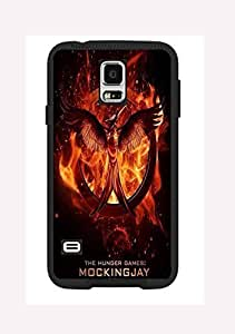 Case Cover Pvc Samsung Galaxy S4 Mini Hg4 Protection Design Hunger Games