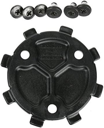 2 Female//1 Male BLACKHAWK SERPA Quick Disconnect Kit Black