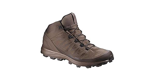Salomon Men's Forces Speed Assault Boots, BurroAbsolute