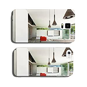 Interior modern house, living room cell phone cover case iPhone5
