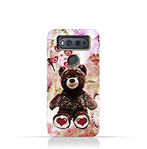 LG V20 TPU Silicone Protective Case with My Teddy Bear Design