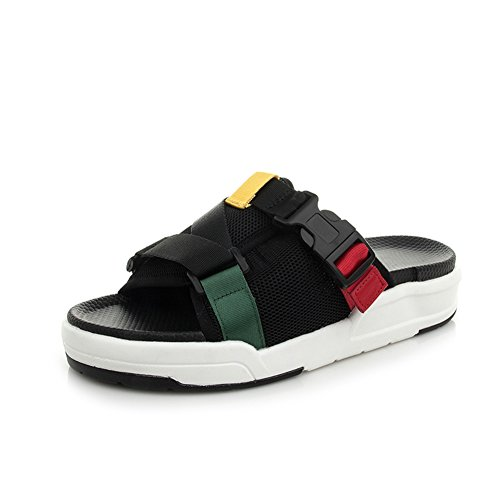 Moda de verano fuera zapatos arrastrar/Zapatos bajos gruesos de la playa B