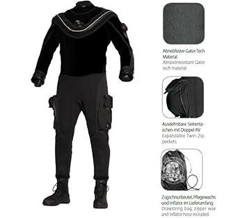 Aqua Lung Whites Fusion Bullet SLT - traje de buceo seco ...