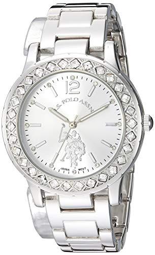 U.S. Polo Assn. Women's Analog-Quartz Watch with Alloy Strap USC40329
