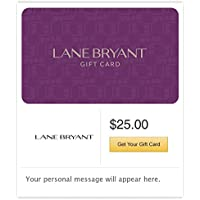 Lane Bryant Gift Cards - Email Delivery