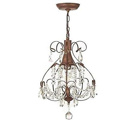 Bagood American - Lámpara de techo con forma de candelabro ...