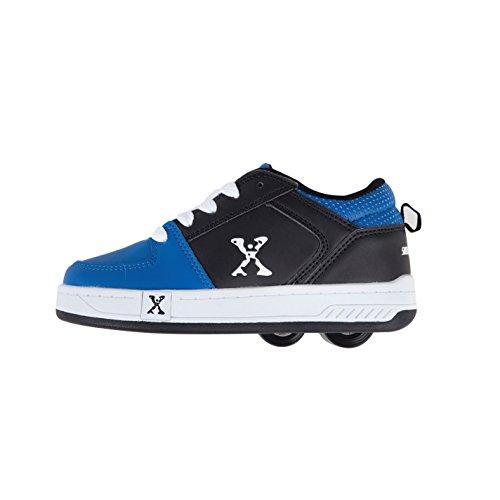 Sidewalk Sport Niños Street Para niños negro y azul