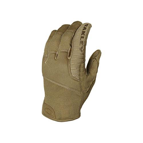 Oakley Mens Factory Lite Tactical Glove, Coyote, - Frame M Prescription Oakley