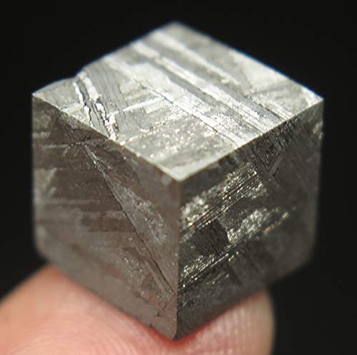 (Shining Stones Gifts Natural Sikhote Alin Meteorite from Russia, Nice Quad Cut, Collection, Reiki, Gift,)